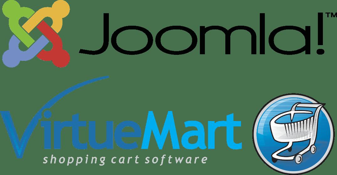 Joomla and VirtueMart Ecommerce Web Designers
