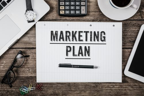 Marketing Plan for Cleaning Company
