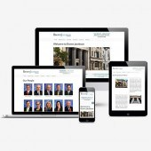 Responsive Web Design for Browb Jacobson Norwhich Connecticut