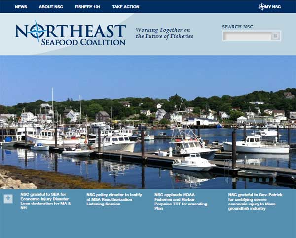 Northeast-Seafood - Home Page