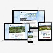 Responsive Web Design for Pascoag RI