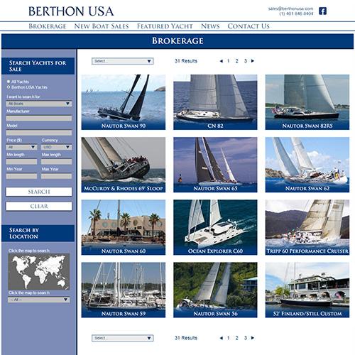Berthon - Brokerage