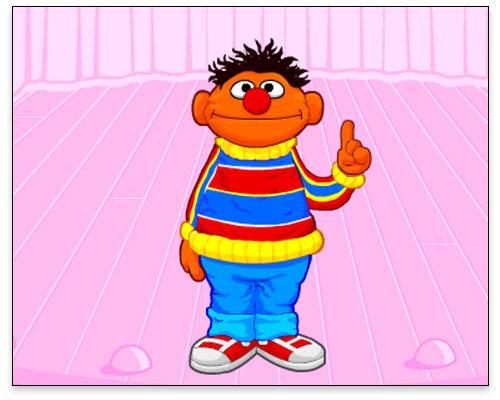 Sesame Street - Finger in the Air