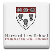 Harvard Law School Program on the Legal Profession