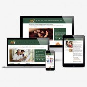 Responsive Design for Heat Smart Woonsocket, RI