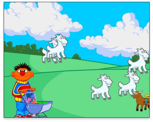 Sesame Street - Hush Little Baby