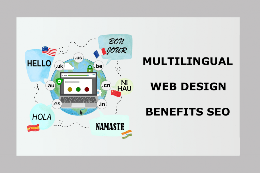 multilingual web design benefits seo