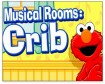 Sesame Street - Musical Rooms Crib Title