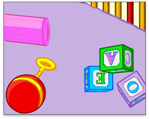 Sesame Street - Musical Rooms Crib Gameplay