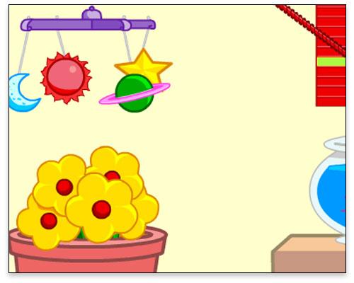 Sesame Street - Musical Rooms Nursery Gameplay