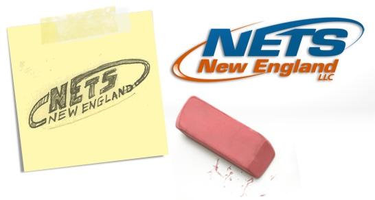 NETS New England - Logo Design Process