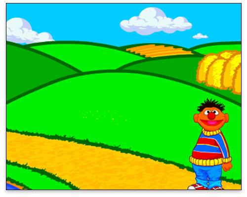 Sesame Street - Down on the Farm Intro
