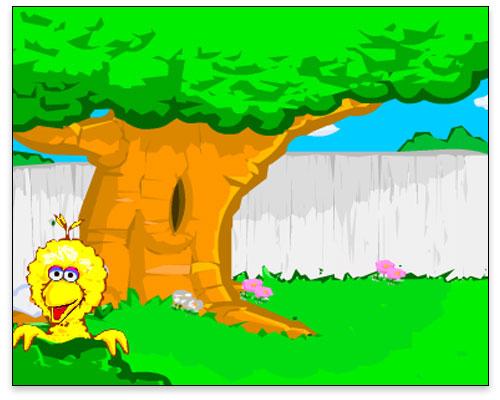 Sesame Street - Peek-a-Boo with Big Bird