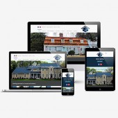 Responsive Web Design for Barrington, Rhode Island