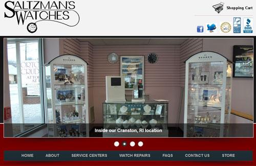 Saltzman Watches Home Page