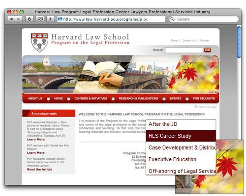 HLS PLP - Homepage Design