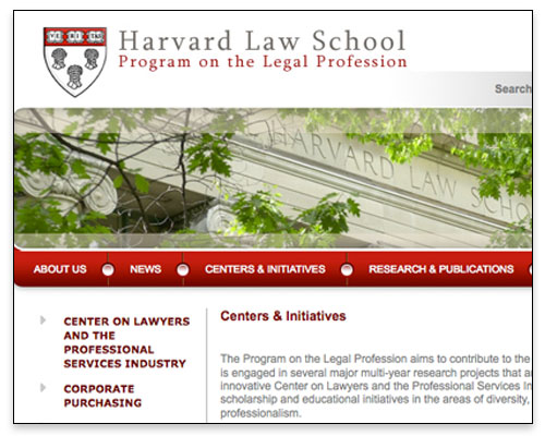 HLS PLP - Centers & Initiatives Page Close-up