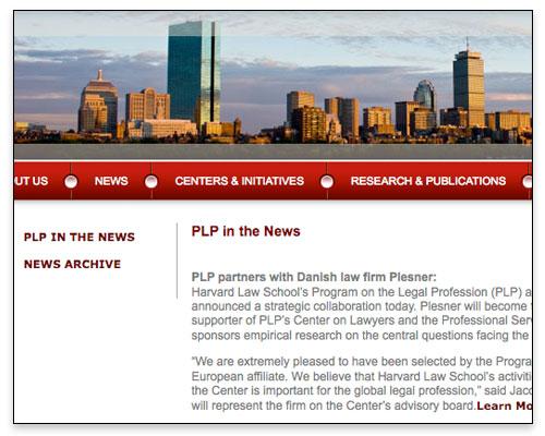 HLS PLP - News Page Close-up