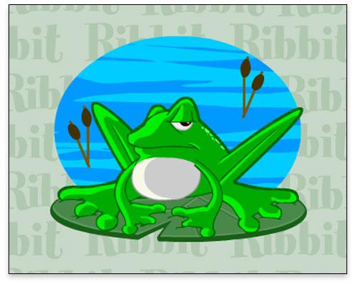 Sesame Street - Animal Sounds - Frog