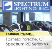 Responsive Website Design for Spec Lighting Inc.