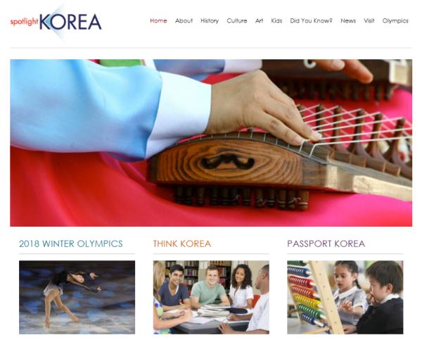 Spotlight Korea - Home Page